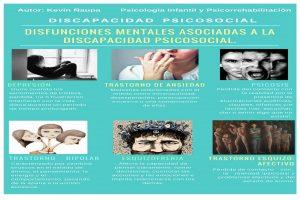 DISCAPACIDAD PSICO-SOCIAL Y PROBLEMAS DEL COMPORTAMIENTO
